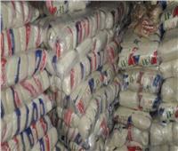 ضبط 5 أطنانأرز تمويني وصيني قبل بيعها بالسوق السوداء بالبحيرة