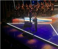وائل جسار يُغني لمصر في افتتاح حفل مهرجان الموسيقى العربية
