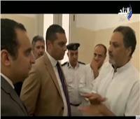 حازم عبد العظيم للجنة النيابة العامة: «الأكل في السجن ممتاز»