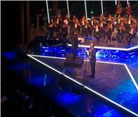 وائل جسار يتألق بحفل مهرجان الموسيقى.. ويُغني لـ«العندليب»