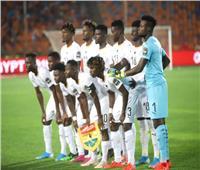 فيديو| منتخب غانا يتقدم على مصر بالهدف الثاني