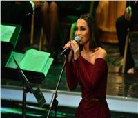 صور| رومانسية كارمن سليمان تُلهب حماس جمهور الموسيقى العربية
