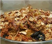 طبق اليوم.. «مضغوط اللحم» من المطبخ الخليجي