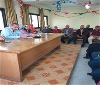 رئيس مدينة الخانكة: «اللي هيتعدى على أراضي الدولة هنقطع عنه المياه والكهرباء»