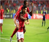 أزارو وأجايي ينتظمان في مران الأهلي