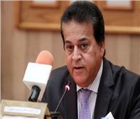 """وزير التعليم العالى يتلقى تقريرا حول إنجازات حاضنة """"طريق"""" التكنولوجية"""
