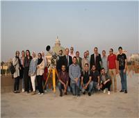 «علوم القاهرة» ترصد مرور عطارد أمام الشمس