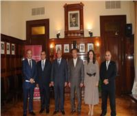 «بنك مصر» يوفر خدمات الدفع الإلكتروني للمصروفات بجامعة 6 أكتوبر