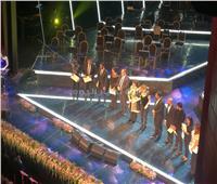 تكريم الفائزين بمسابقة «الموسيقى العربية» بحفل ختام المهرجان