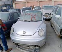 مزاد علني لبيع السيارات المخزنة بجمارك المطار.. تعرف على التفاصيل