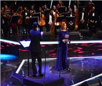 صور| حفل أصالة «كامل العدد» بختام مهرجان الموسيقى العربية