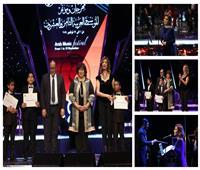 صور| وزير الثقافة تسلم جوائز «الموسيقى العربية».. وأصالة تختتم المهرجان بأمسية استثنائية
