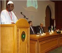 مستشار رئيس بوركينا فاسو للإمام الأكبر: زيارتنا لكم جعلتنا نزداد حبًا لبلدكم العظيم