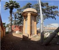 مهدد بالانهيار| النصب التذكاري لحفر ترعة المحمودية أثر ينتظر قرارا وزاريا