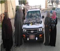 قبل تهريبه..ضبط 4 أشخاص بحوزتهم  حشيش وأفيون بنفق أحمد حمدي
