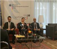 السفير الألماني بالقاهرة: مصر صمام الأمان بالمنطقة