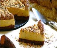 حلو اليوم.. طريقة عمل «تشير كيك البطاطا»