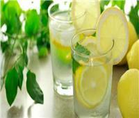 5 فوائد لشرب كوب من الماء بالليمون «على الريق»