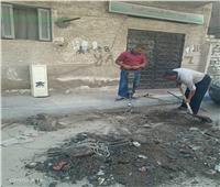 الصرف الصحي بالإسكندرية تستعد لأمطار «نوة المكنسة»
