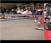 صور  فشل مظاهرة إخوانية أمام مبنى الأمم المتحدة بجنيف