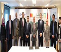 بروتوكول تعاون بين البنك الأهلي ومصر للطيران لتطوير خدمات التحصيل الالكتروني