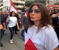 رسائل هامة من «إليسا» للمتظاهرين في لبنان