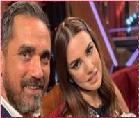 أمير كرارة يهنئ درة على نجاح مسلسلها «بلا دليل»