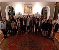 ندوة حول التعاون الأثري بين بلجيكا ومصر