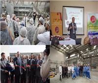 «الرشيدي الأصلي» تفتتح المرحلة الأولى من مصانعها باستثمارات ٢٠٠ مليون جنيه