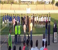 استمرار فعاليات الدورة الرياضية الـ47 للجامعات الألمانية بالقاهرة