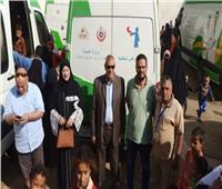 صحة المنيا تطلق الحملة القومية للتطعيم ضد الحصبة