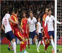 شاهد| انجلترا تسحق الجبل الأسود وتتأهل لـ«يورو 2020»