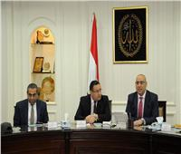 وزير الإسكان ومحافظ الإسكندرية يتابعان مشروع تطوير محور المحمودية
