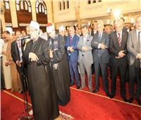 وزير الأوقاف ومحافـظ المنوفية يفتتحان مسجد الشهيدين بمدينة قويسنا
