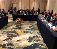 بدء اجتماعات سد النهضة بحضور وزراء الري بمصر والسودان وأثيوبيا والبنك الدولي
