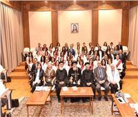 البابا تواضروس يشهد حفل تخرج الدفعة ١٤ من معهد المشورة