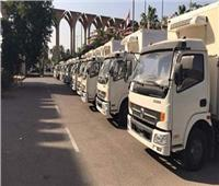 وزيرالتموين يسلم 22 سيارة متنقلة ضمن مشروع شباب الخريجين