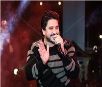 صور| «حجاج» الأكثر جماهيرية بـ«بورتو كايرو».. ويُشعل الحفل بأغاني «هتزهزه»