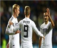 ألمانيا تهزم بيلا روسيا بأربعة أهداف نظيفة في تصفيات يورو 2020