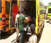 إصابة موظفة بنزيف بالمخ صدمتها سيارة وفرت هاربة أمام الجامعة بقنا