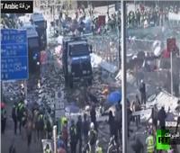 فيديو| اشتباكات بين الشرطة والمتظاهرين قرب إحدى الجامعات في هونج كونج
