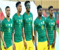 ماذا قال حارس جنوب إفريقيا عن مواجهة منتخب مصر الأولمبي