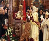 غدا.. الكنيسة تحتفل بتجليس البابا تواضروس بطريركا للأرثوذكسيةً