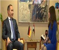 فيديو| سفير مصر في برلين يكشف موقف ألمانيا من قضية اللاجئين