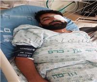 خاص| بعد فقدانه عينه برصاص إسرائيل..عمارنة: الانقسام الفلسطيني «جريمة»