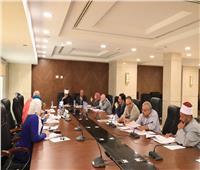 لجنة القدس بـ«البحوث الإسلامية» تناقش القضية الفلسطينية