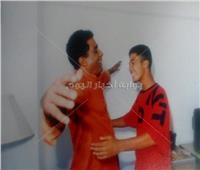 12 يومًا فرق بين وفاة الابن وميلاد الأب.. 10 صور تلخص حياة أحمد زكي و«هيثم»