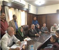 مدير تعليم الاسماعيلية يشهد مسابقة حفظة القرآن الكريم