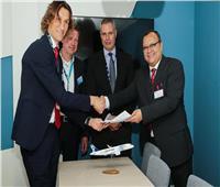 توقيع اتفاقية تعاون بين مصر للطيران للصيانة والأعمال الفنية وإيرباص