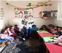 «علشان أولادنا» لتنمية مهارات المتعاملين مع الطفل بمكتبة دمنهور